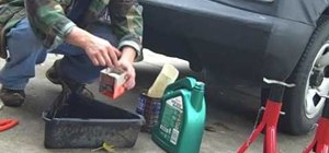 How To Perform an oil change on your car at home & How to Make a Secret Car Compartment « Hacks Mods u0026 Circuitry ... Aboutintivar.Com