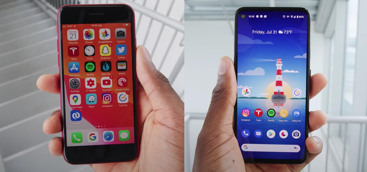 Pixel 4a vs. iPhone SE — Is Apple's or Google's Budget Phone Better for You?