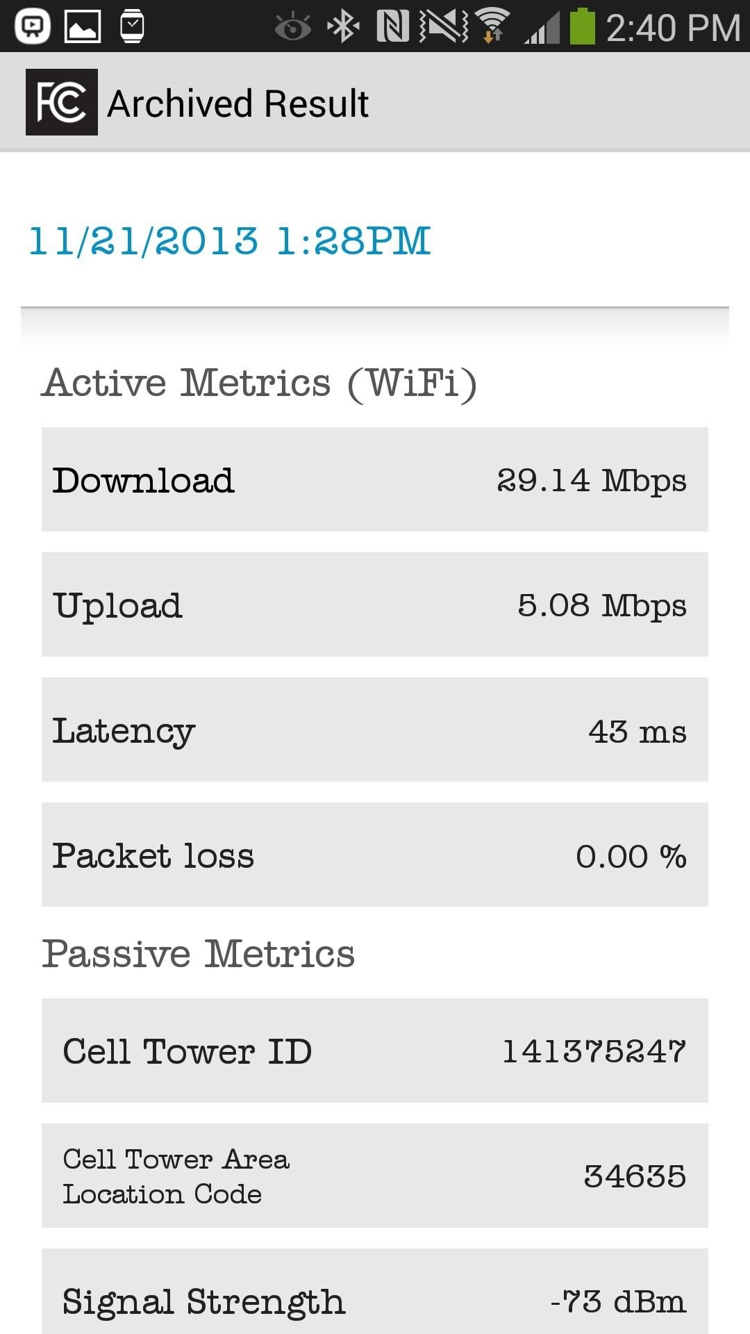 How to Measure Mobile Data & Wi-Fi Speeds on Your Samsung Galaxy Note 2 or Note 3