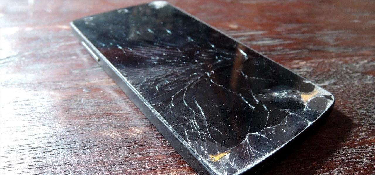 This Extreme Trick Lets You Salvage the LCD from Your Broken Phone Screen
