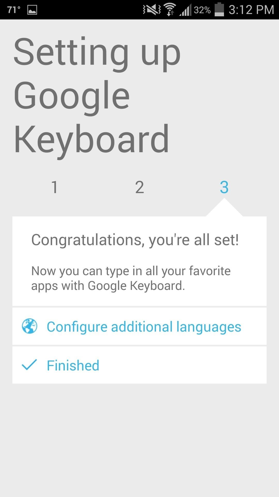 How to Add a Number Row to the Google Keyboard on Your Galaxy S4 or Other Android Device
