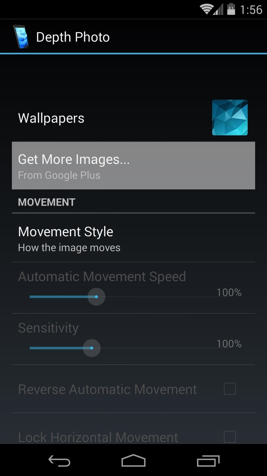 How to Turn Your Own Photos into 3D Wallpapers for Android