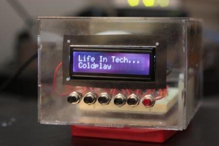 How to Build Your Own Internet Radio Player, AKA Pandora's Box
