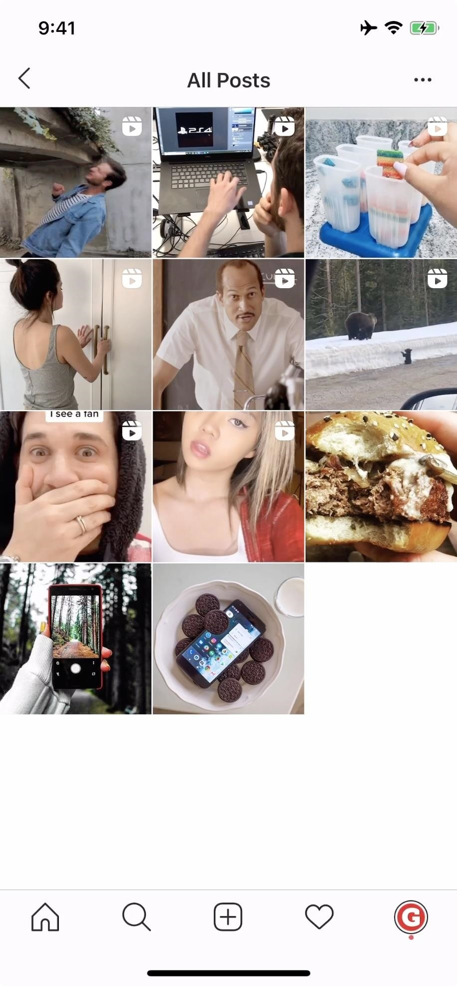 How to Find All the Reels You Liked & Saved on Instagram