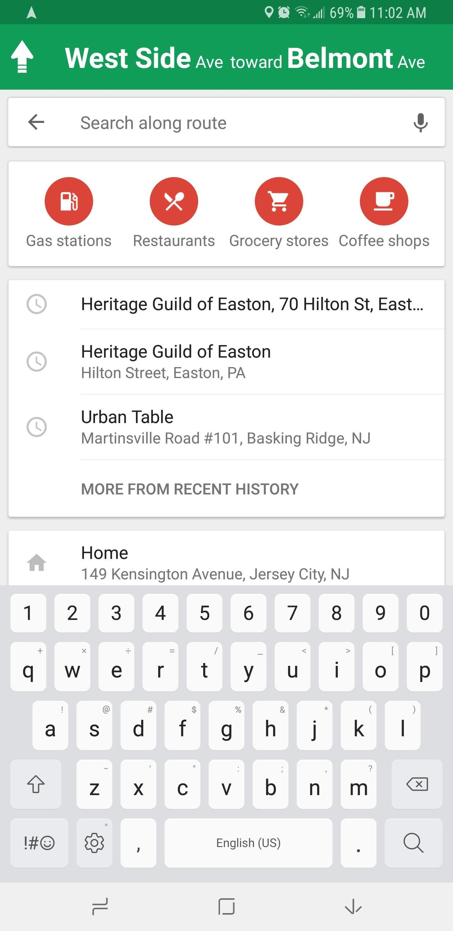 Google Maps 101 How to Add a Stop After Youve Started Navigation