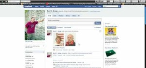 Upload pictures and set a profile picture on Facebook