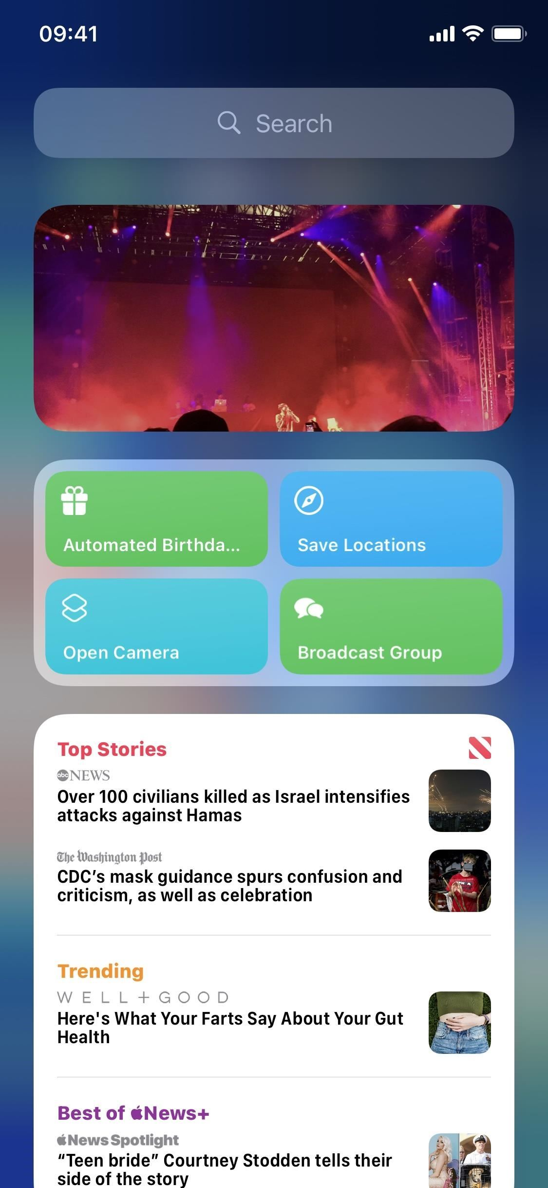 Remove the Annoying Photos Widget from Your iPhone's Today View to Stop Showing Potentially Embarrassing Pics