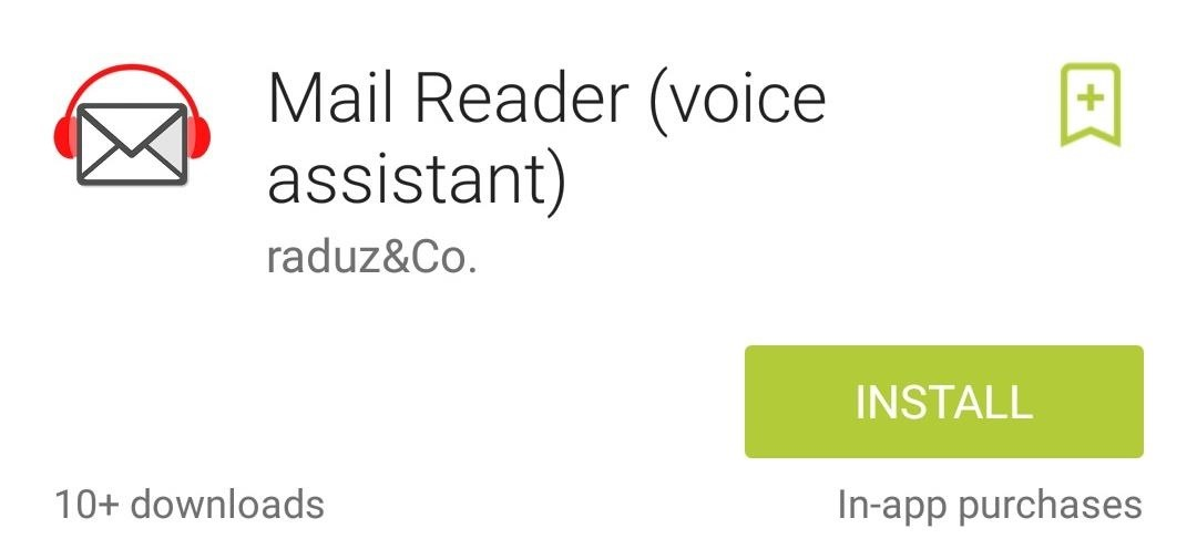 How to Get Your Gmail Messages Read Aloud on Your Nexus 5