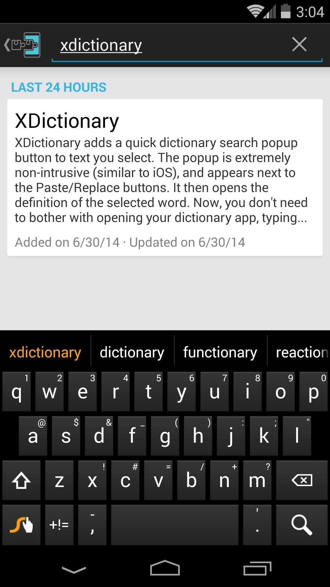 "How to Add a ""Define Word"" Option to the Copy/Paste Menu on Your Nexus 5"