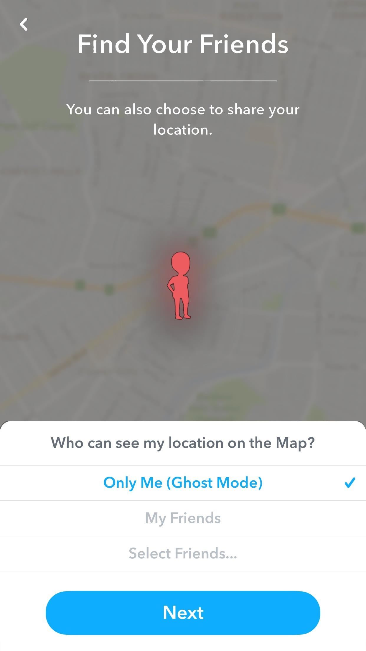 Snapchat 101: How to Turn On Ghost Mode for Snap Map to Keep Your Location Private