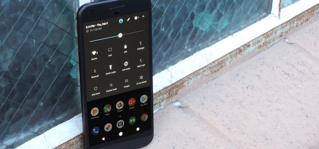 This Mod Lets You See More Quick Settings on Your Pixel or Pixel XL