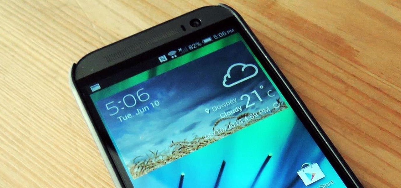 Get the Samsung Galaxy S5's Download Booster & Launcher on Your HTC One