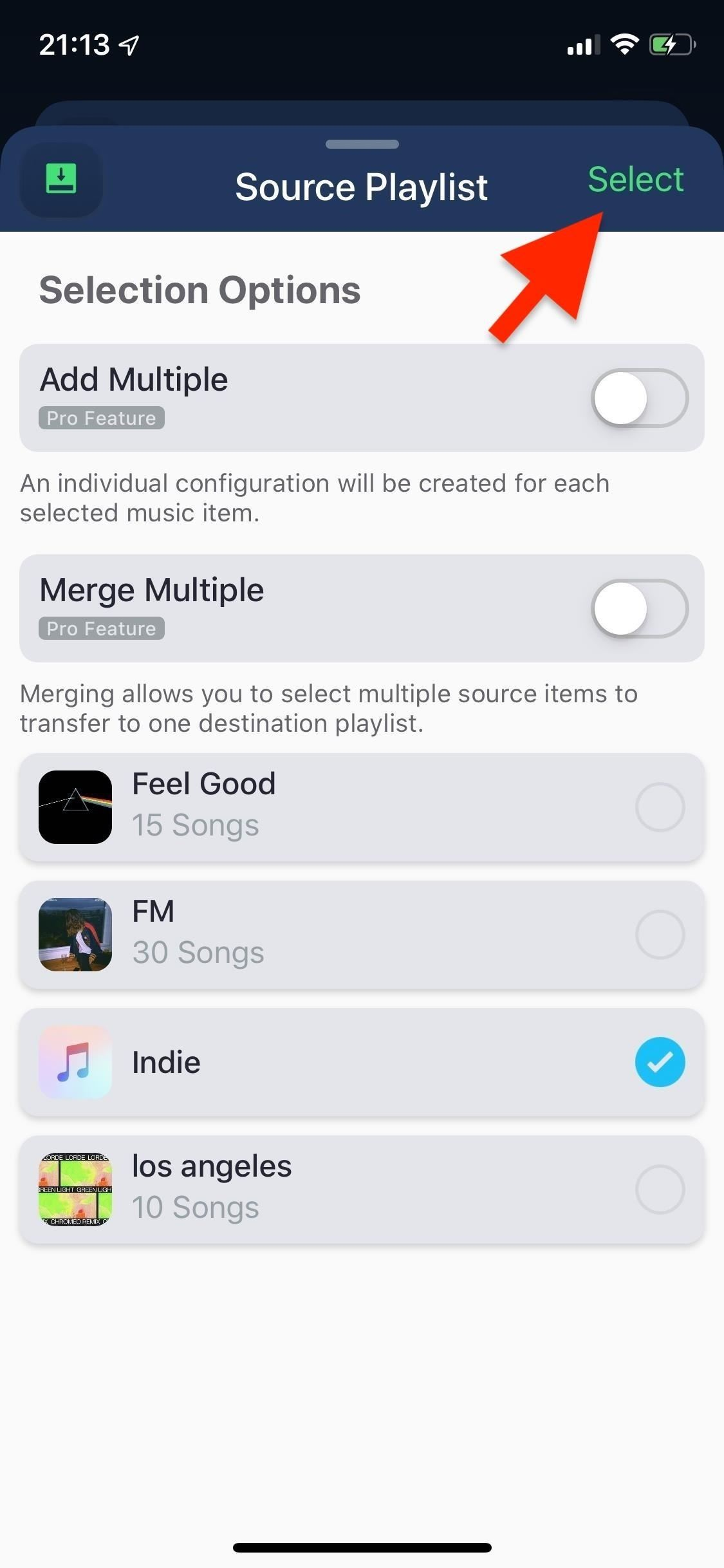 How to Transfer Your Apple Music Playlists to Spotify from an iPhone or Android Phone
