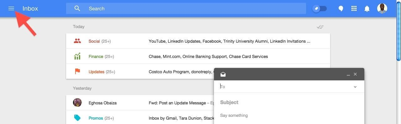 Use Keyboard Shortcuts to Email More Efficiently in Google Inbox