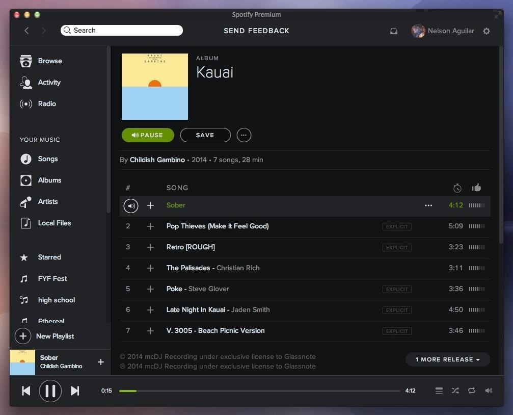 Spotify Download Mac 10.6 8