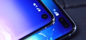The Galaxy S10 Doesn't Have a Notification LED — Here's Why