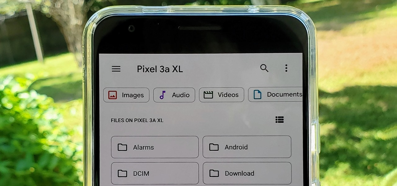 Turn Google's 'Files' App into a Full-Fledged File Manager