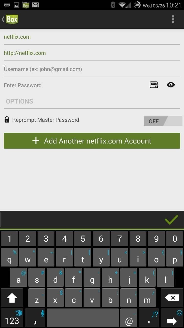 The Safe & Secure Way to Get Your Phone to Remember Your App Passwords