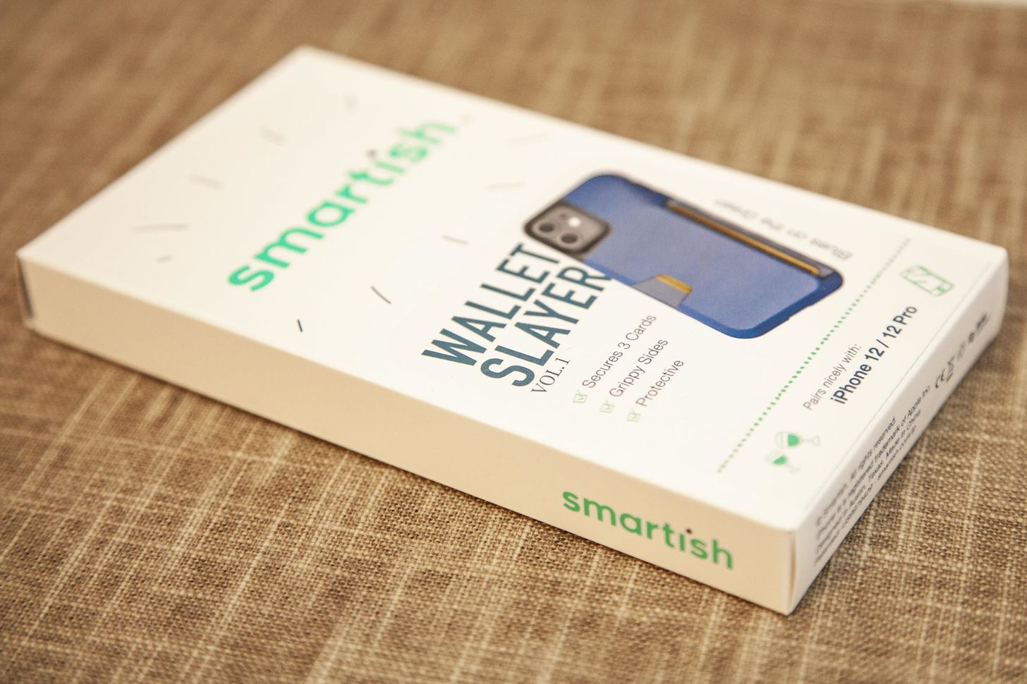 When It Comes to iPhone 12 Series Cases, Smartish Is All You'll Need