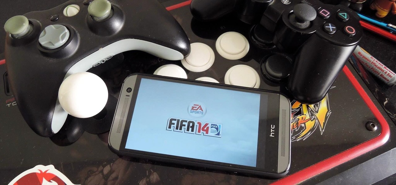 Play Any Android Game with a PS3 Controller (Or Other Gamepad) « HTC One ::  Gadget Hacks