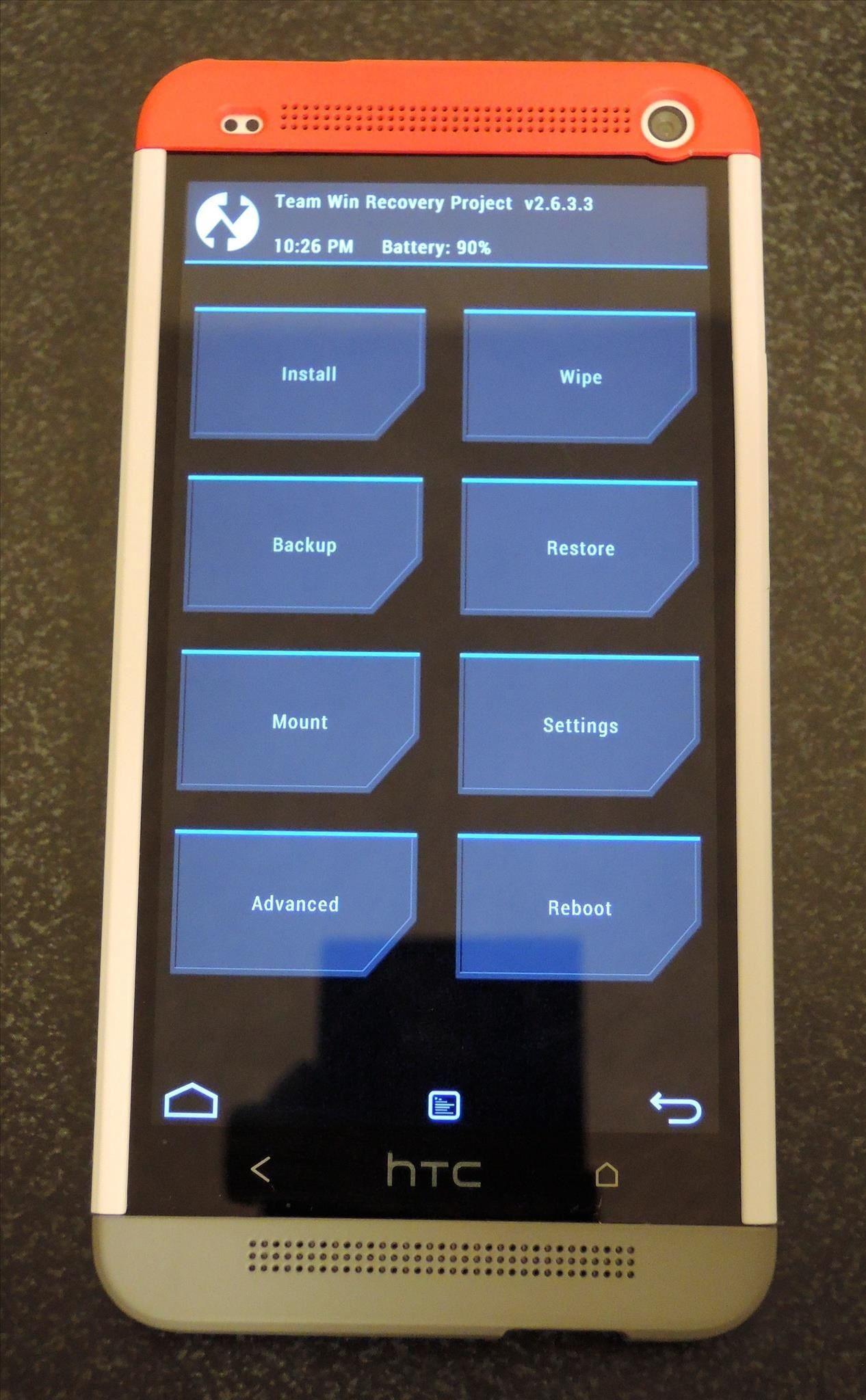 "How to ""KnockOn"" Your HTC One (Double-Tap Screen to Wake)"