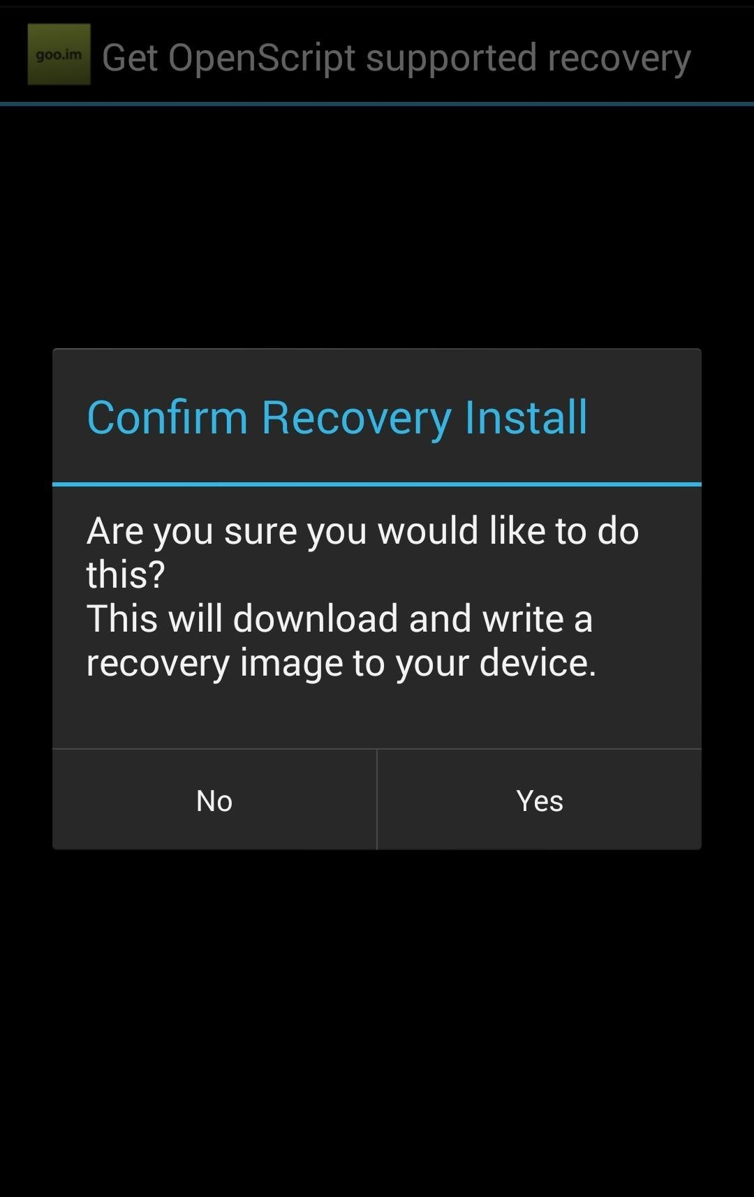 How to Back Up & Restore Your Nexus 5 with a Custom Recovery