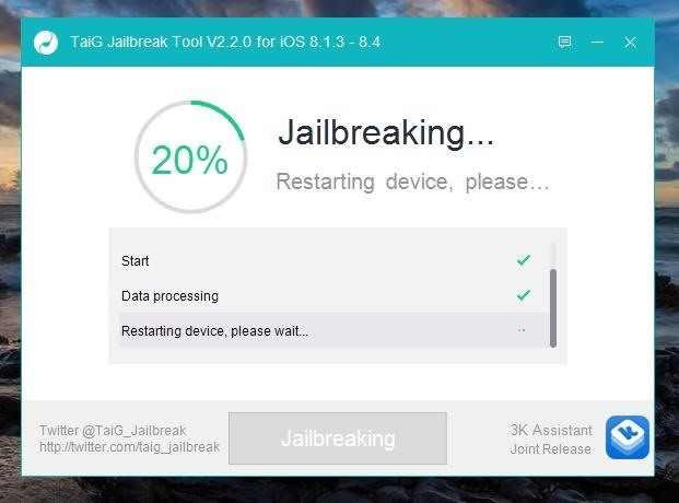 How to Jailbreak iOS 8 0-8 4 on Your iPad, iPhone, or iPod
