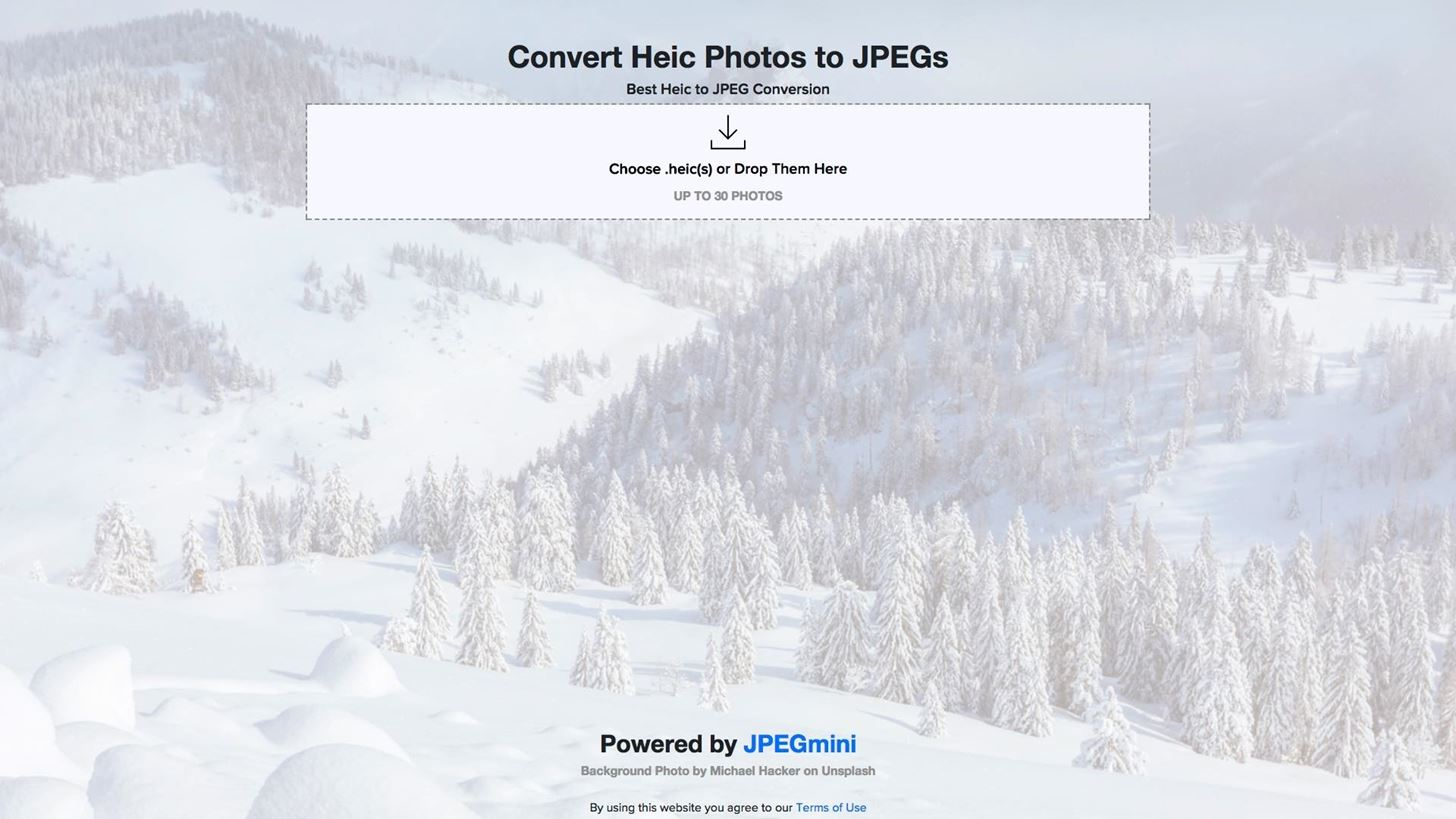 How to Open the iPhone's New HEIF Photos on Your Windows PC