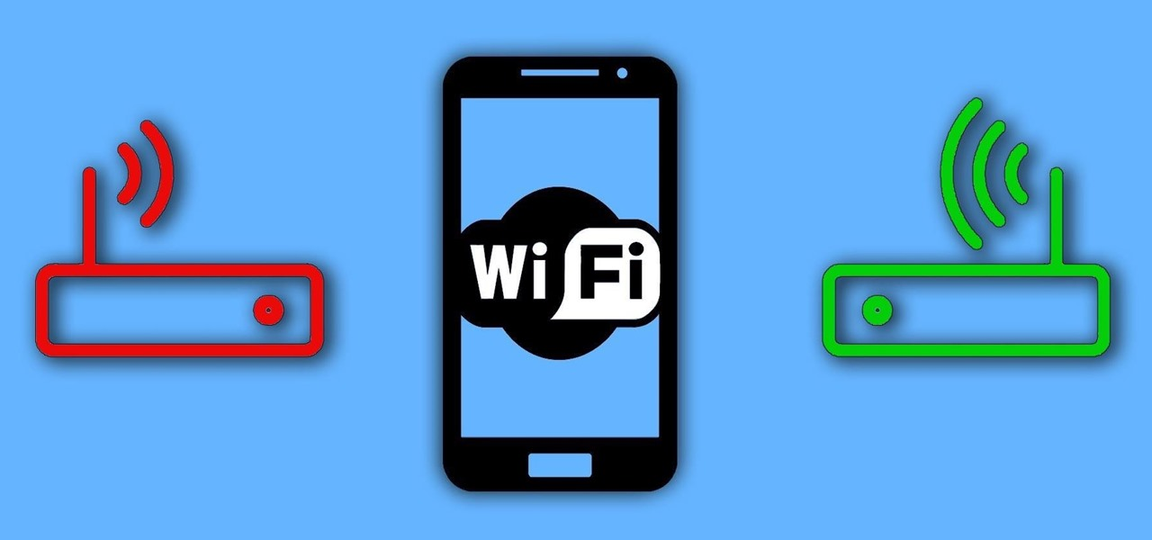 Get the Strongest Wi-Fi Connection on Your Android Every Time