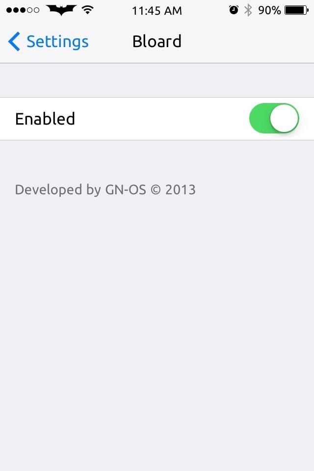 How to Get the New Dark Keyboard on Your iPad or iPhone Without the iOS 7.1 Beta