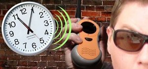 Build a spy clock