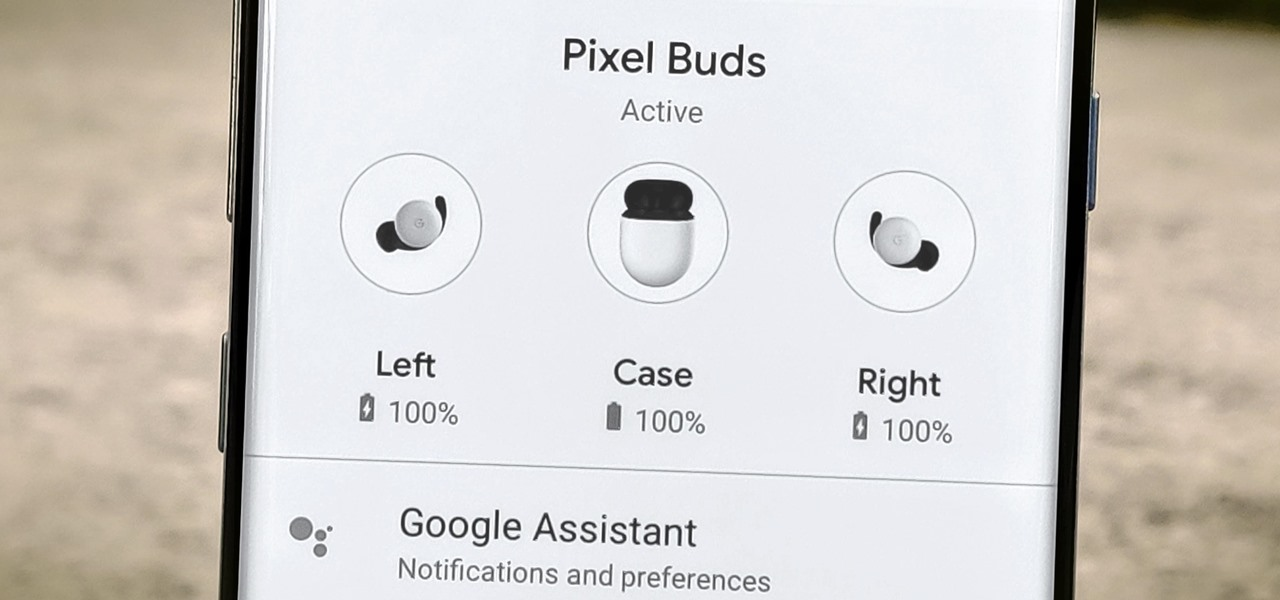 Quickly Find Your Google Pixel Buds if They Get Lost or Stolen