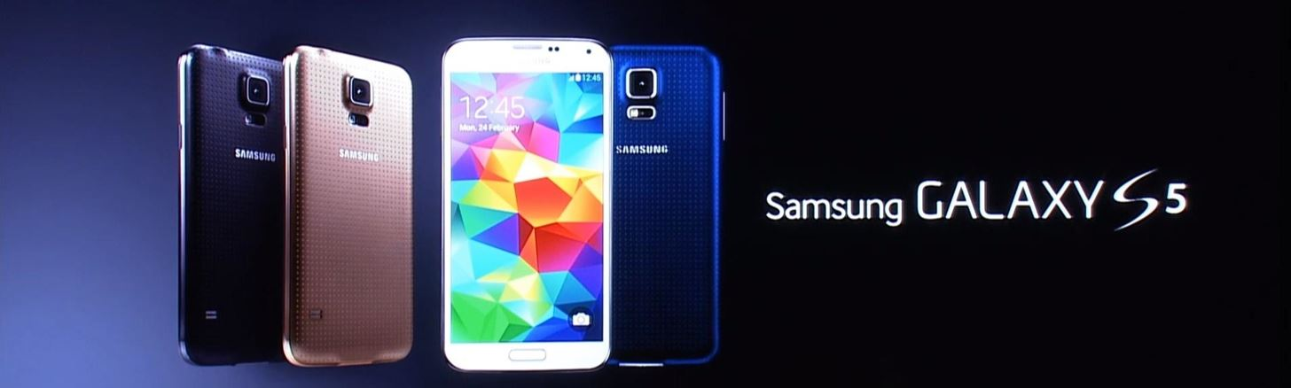 Everything You Need to Know About the New Samsung Galaxy S5
