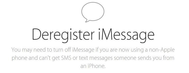 Apple Finally Fixes Its Massive iMessage Failure with a New Deregister Tool