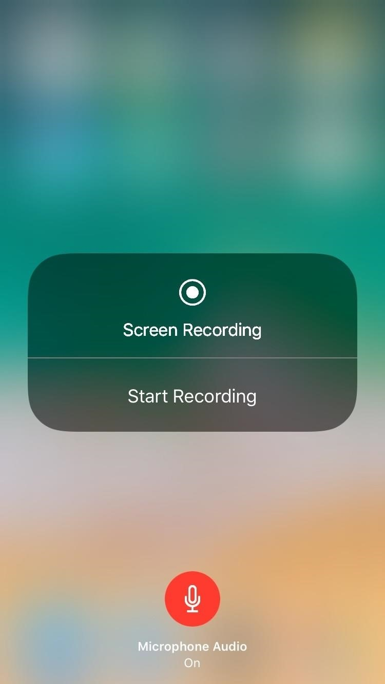 You Can Finally Access Extra Control Center Features Without 3D Touch in iOS 11