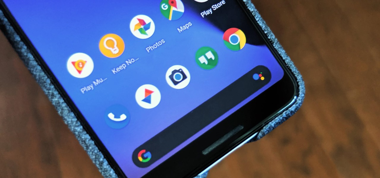 Hide the Home Bar on Android 10 — No Root Needed