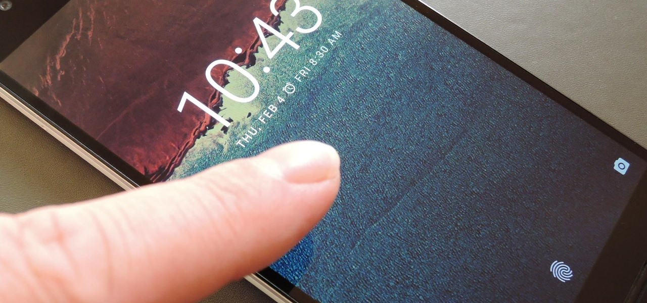Wake the Screen on Your Nexus 6P with a Double-Tap
