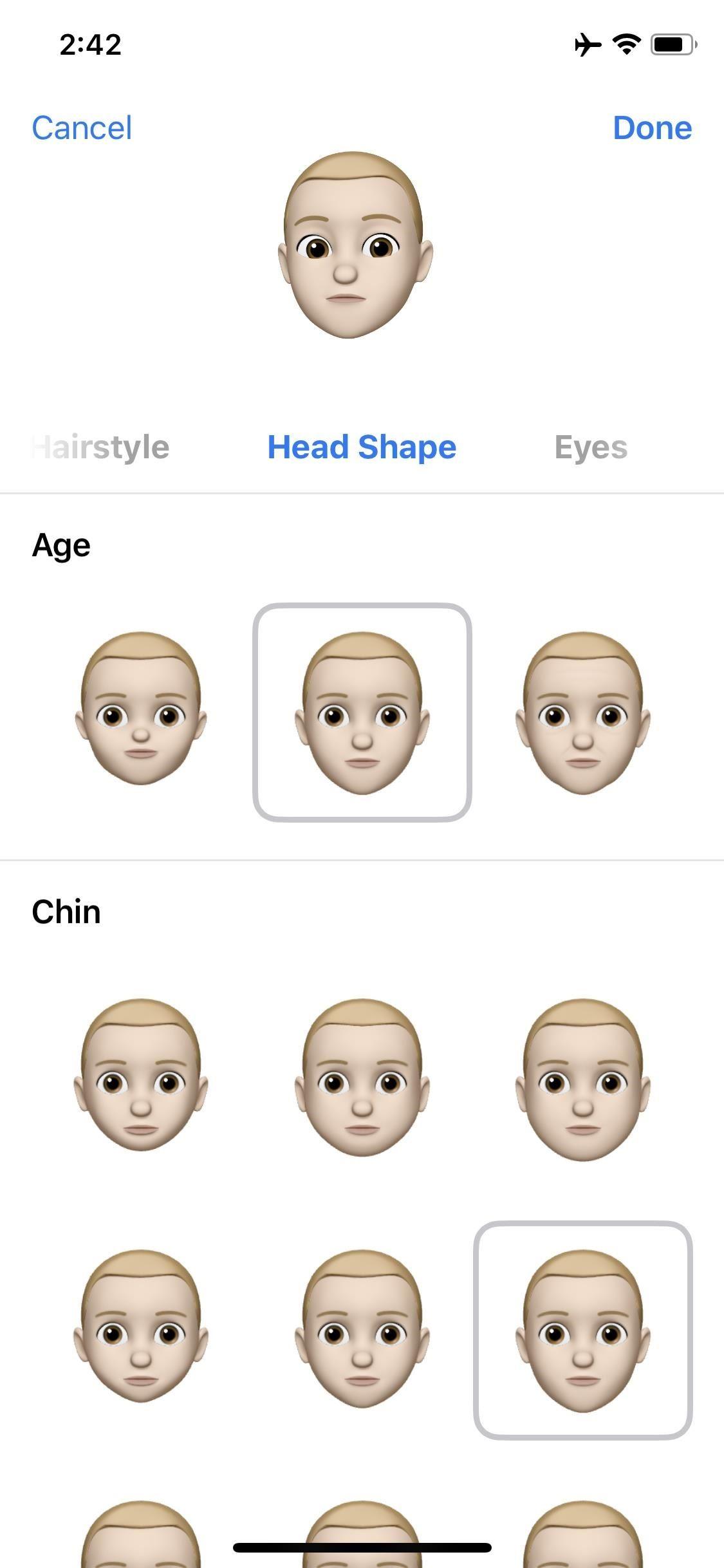 Animoji: How to Create a Personal Memoji on the iPhone X « iOS