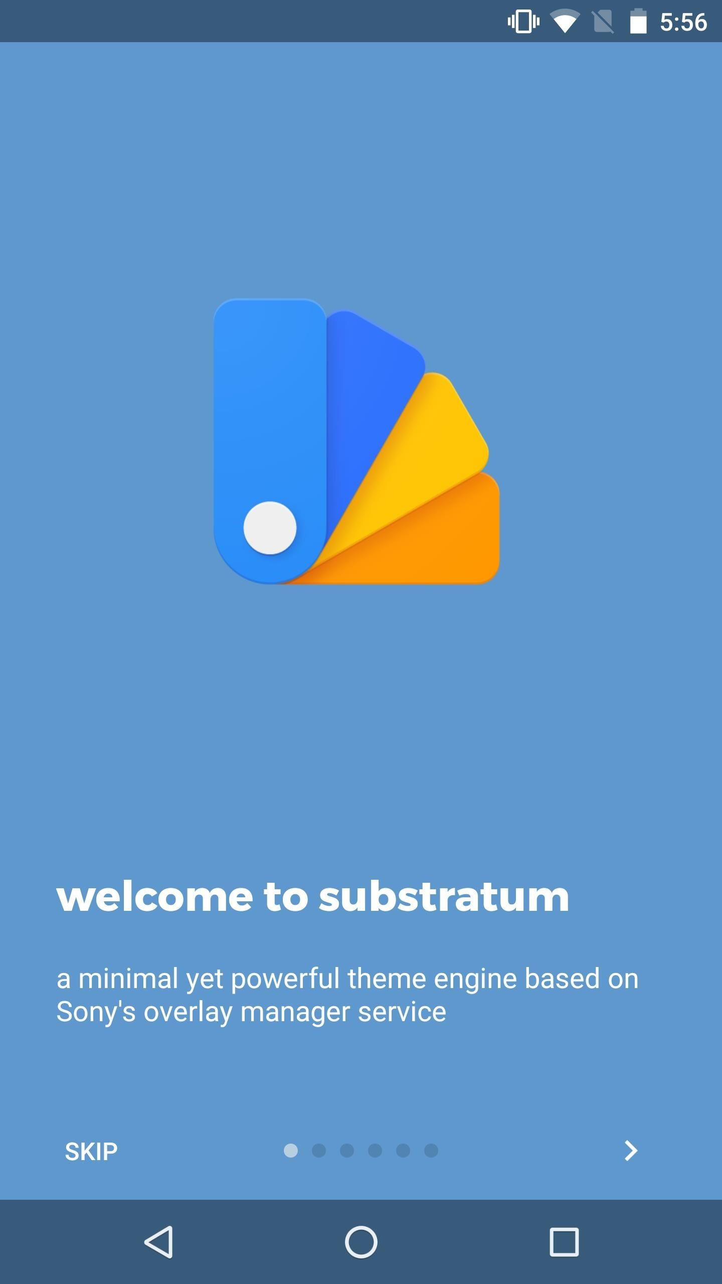 Use Substratum to Completely Theme Your Android Marshmallow or Nougat Device