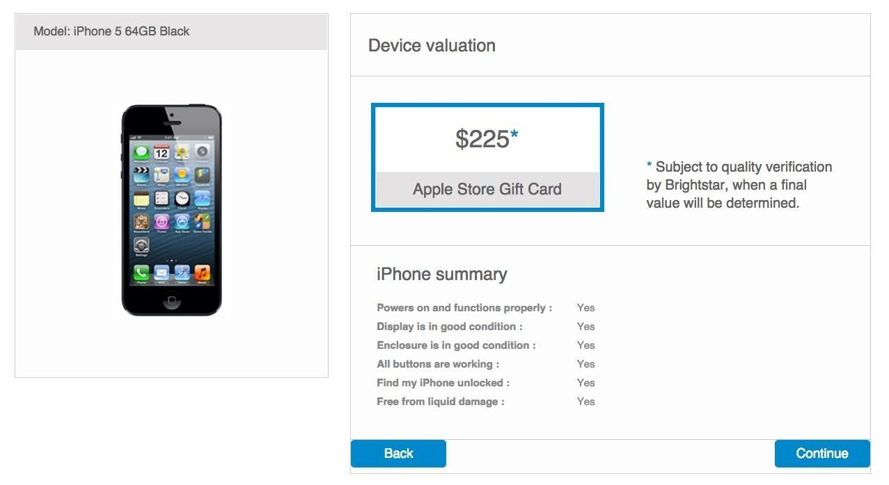 Upgrading to iPhone 6? Trade in Your Old iPhone for $400