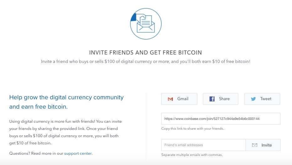 Coinbase 101: How to Refer Friends & Family to Earn Bonuses