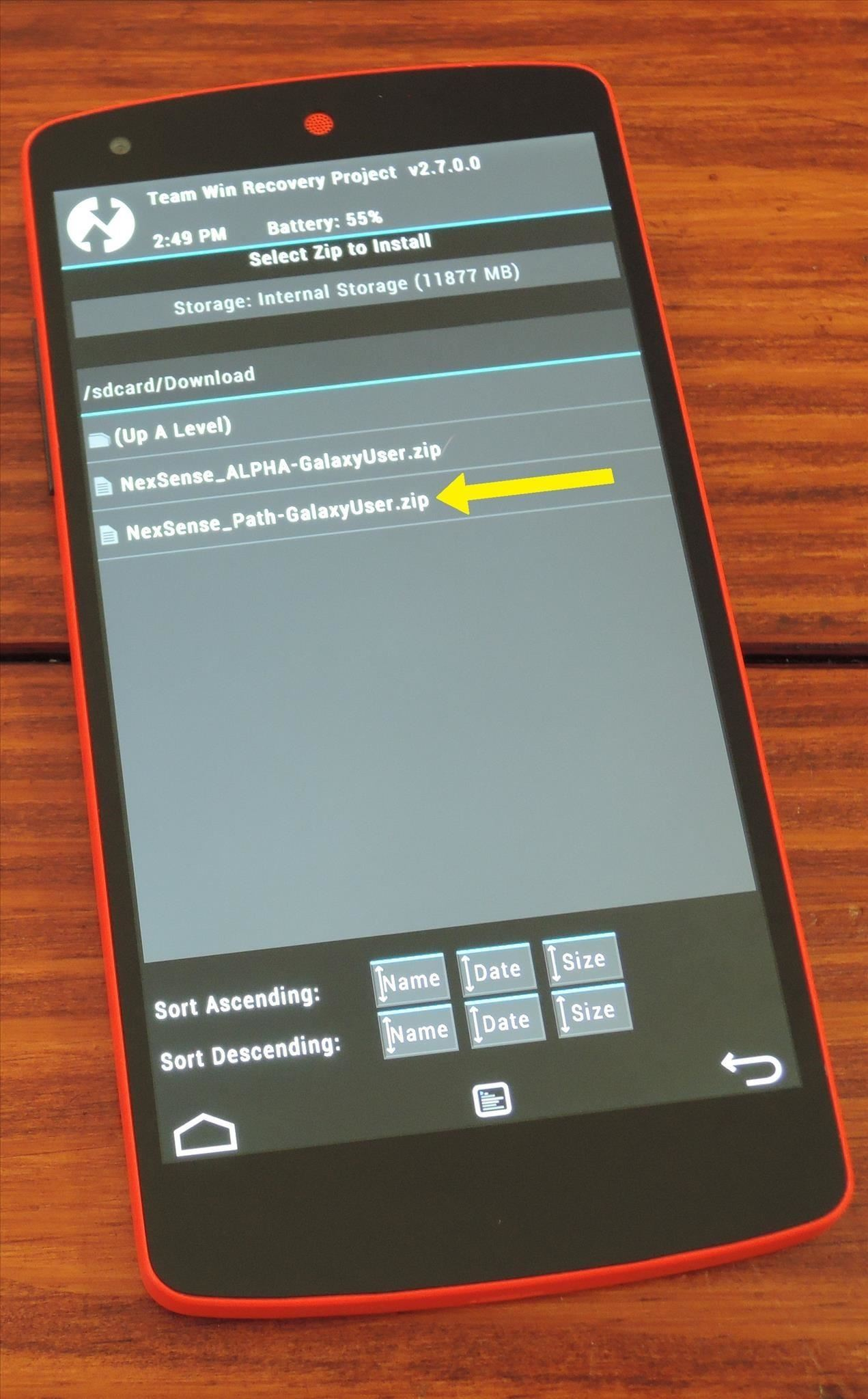 how to use htc m8