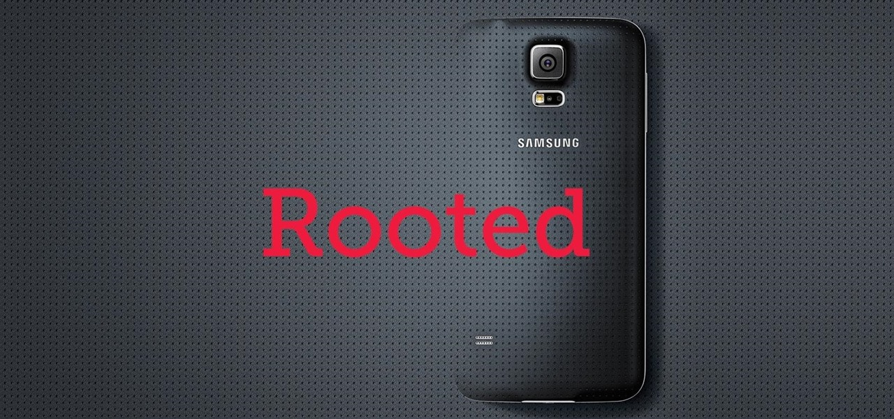 The Galaxy S5 Has Been Rooted!