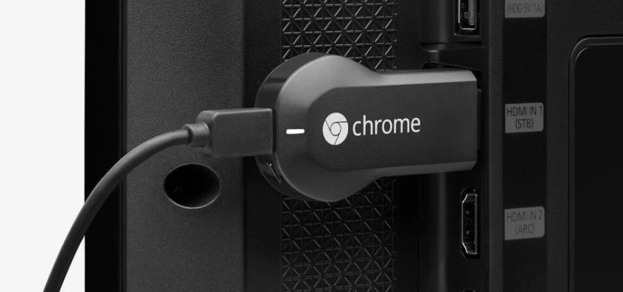 Use Your Chromecast Without WiFi