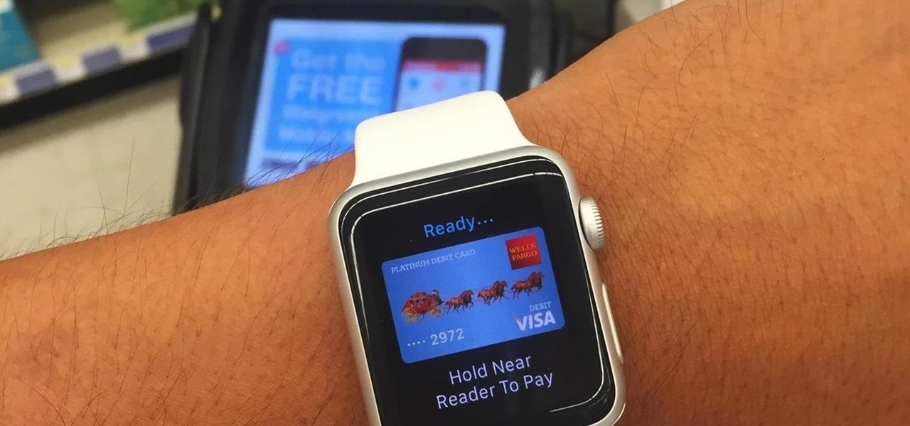 Set Up & Use Apple Pay on Your Apple Watch