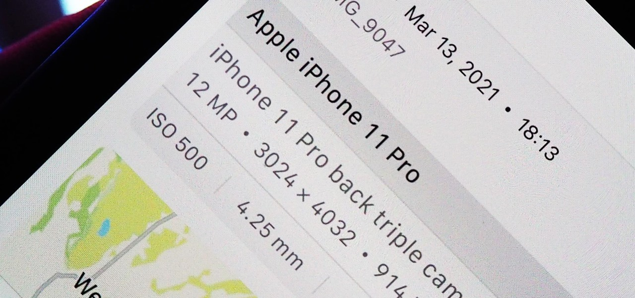 Revert Spoofed Photos & Videos in iOS 15 to Their Original Locations & Dates