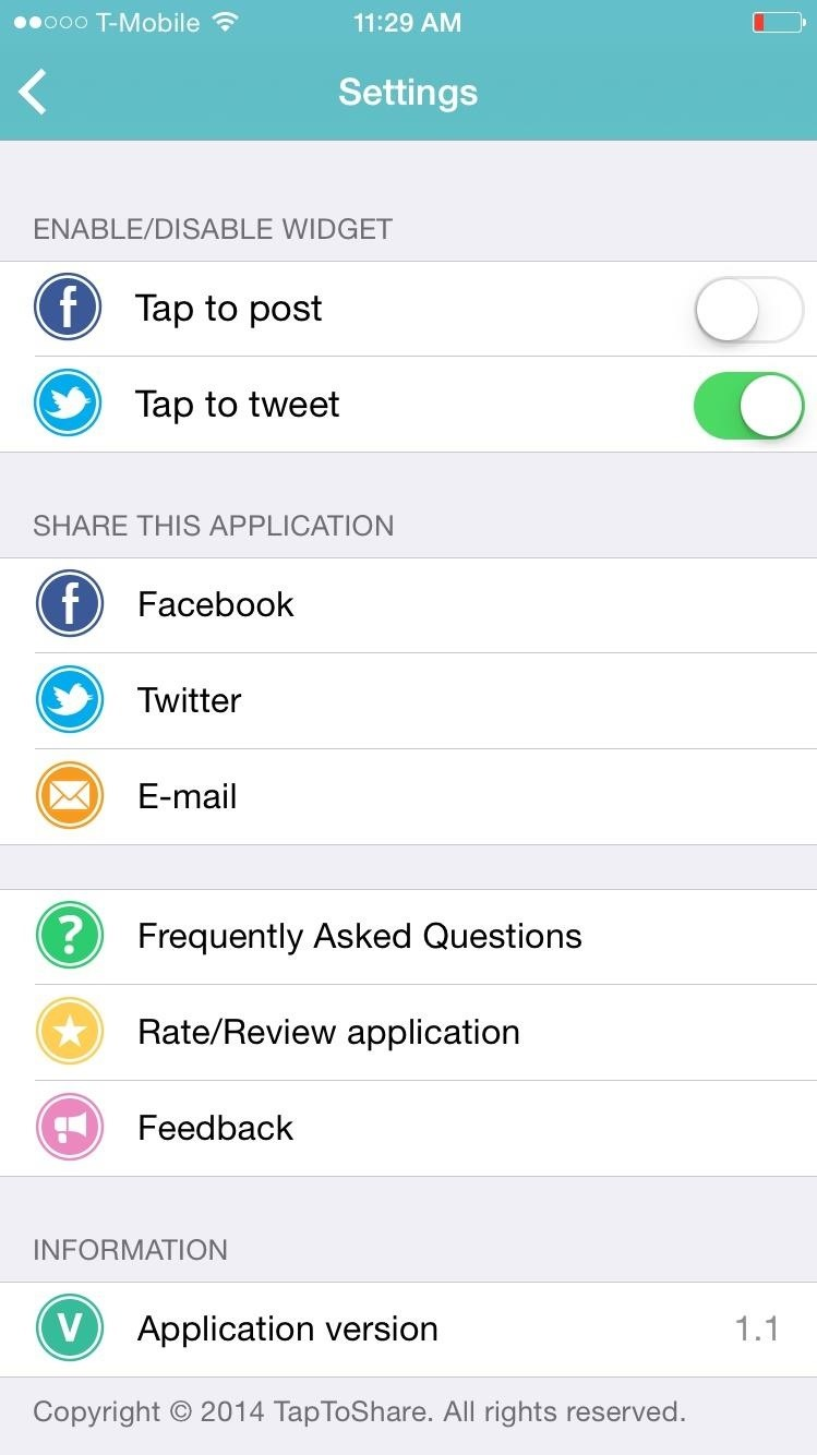 How to Post to Facebook & Twitter from Your Notification Center