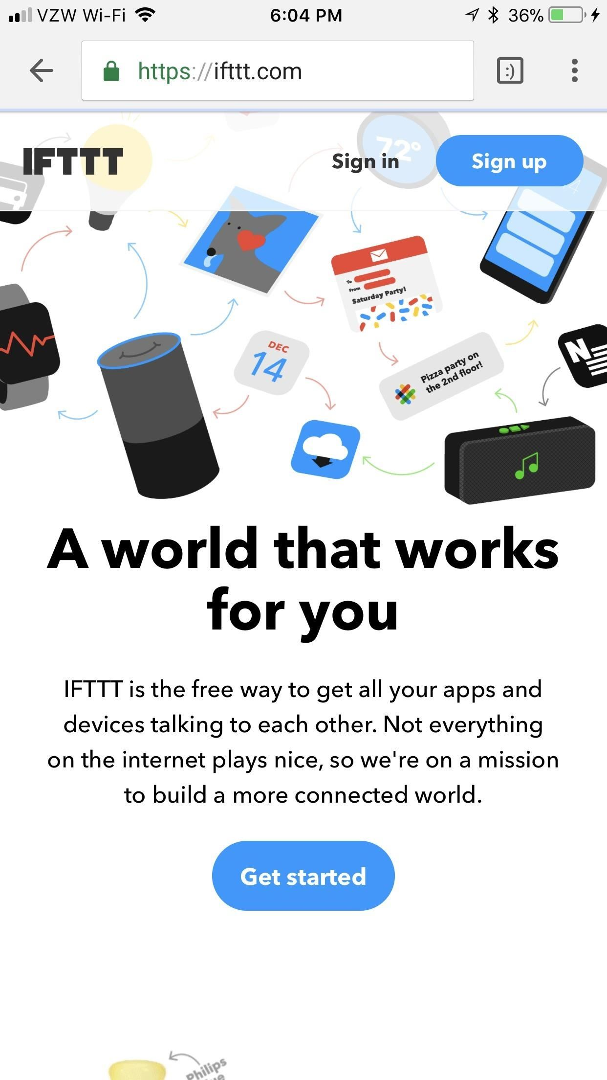 IFTTT 101: Secure Your Automations with 2-Step Verification