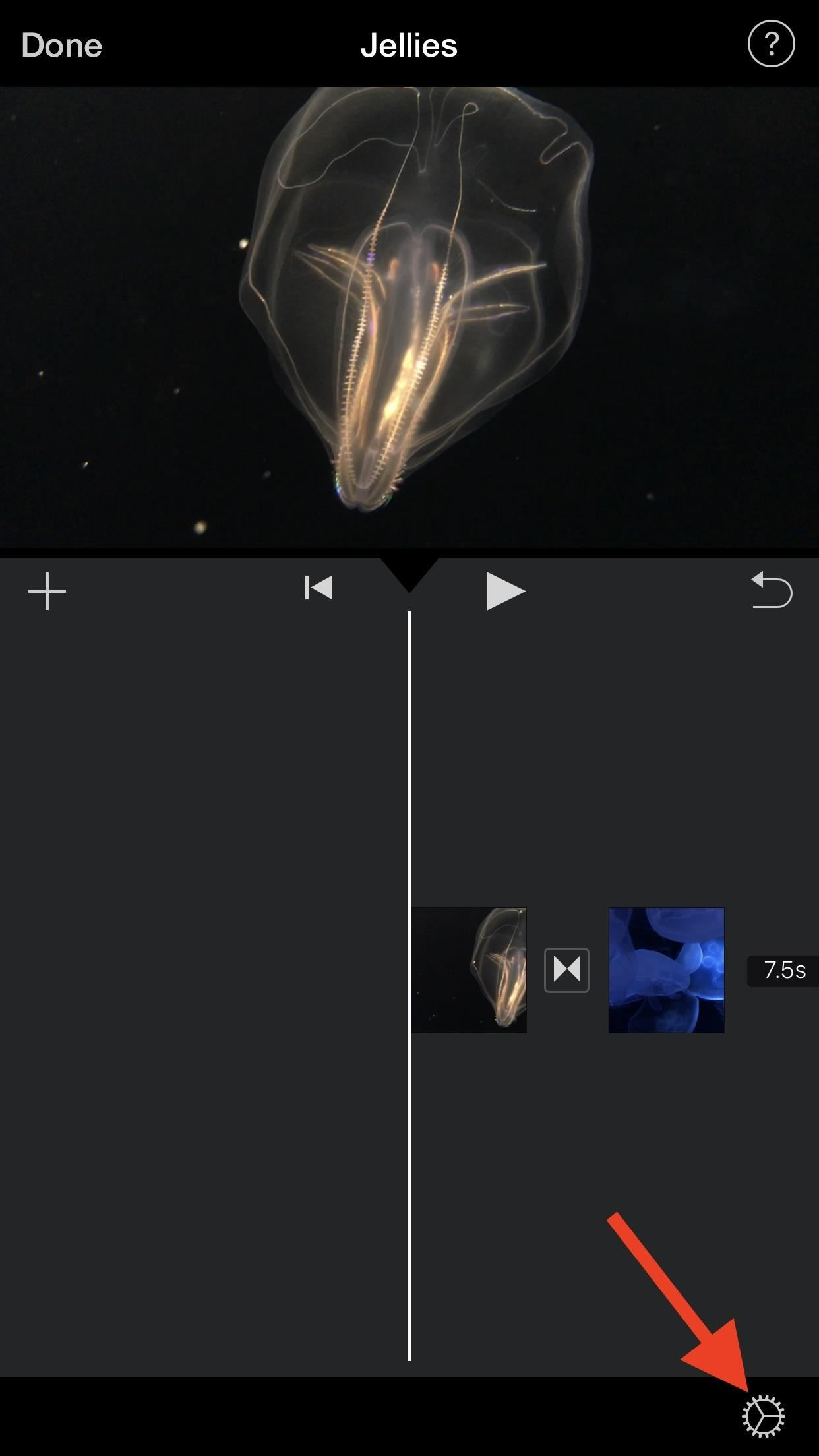 iMovie 101: How to Add Filters to Individual Video Clips or Your Whole Entire Movie Project