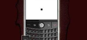 Getyour Blackberry working when frozen